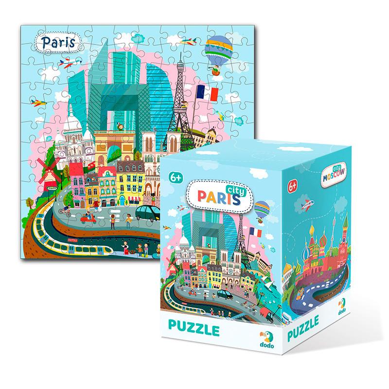 Пазл Города Париж, 300169