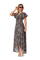 Модное женское летнее платье (1162)