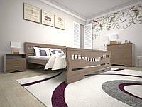 Ліжко з натурального дерева АТЛАНТ 10