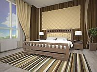 Ліжко з натурального дерева АТЛАНТ 11
