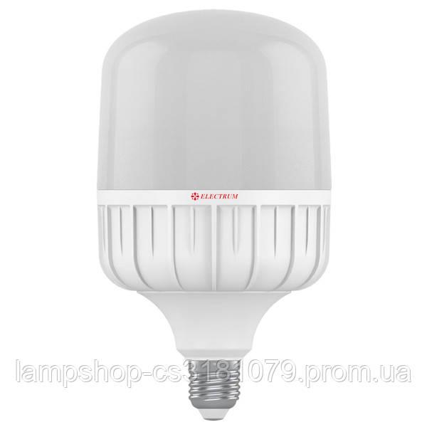 Лампа светодиодная промышленная LP-40LPA 40W E27 6500K алюмопласт. корп. A-LP-1939