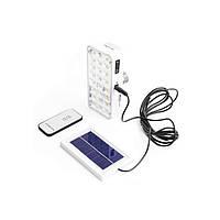 Светодиодная лампа с аккумулятором и функцией аварийного питания Yajia 9817 с пультом (2_000564)