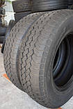 Шины б/у 215/75 R16С Cordiant Business, ЛЕТО, пара, 6-7 мм, фото 2