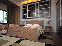 Ліжко з натурального дерева АТЛАНТ 15