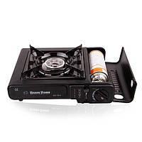 Портативная плита MS-2500LPG с адаптером в кейсе