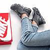 "Женские кроссовки Nike Vapormax Flyknit 2.0 ""Gray"" ( в стиле Найк ), фото 5"