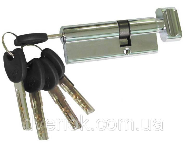 Цилиндровый механизм USK ZC-85 (53x32) ключ/поворотник