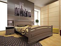 Ліжко з натурального дерева АТЛАНТ 20