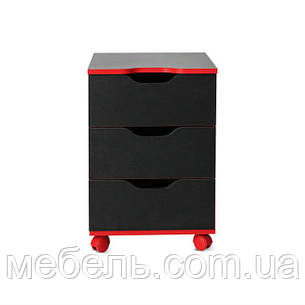 Стол компьютерный Barsky Game red, фото 2
