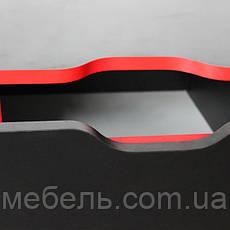Стол компьютерный Barsky Game red, фото 3
