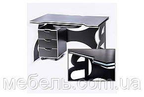 Стол компьютерный Barsky Game white, фото 2