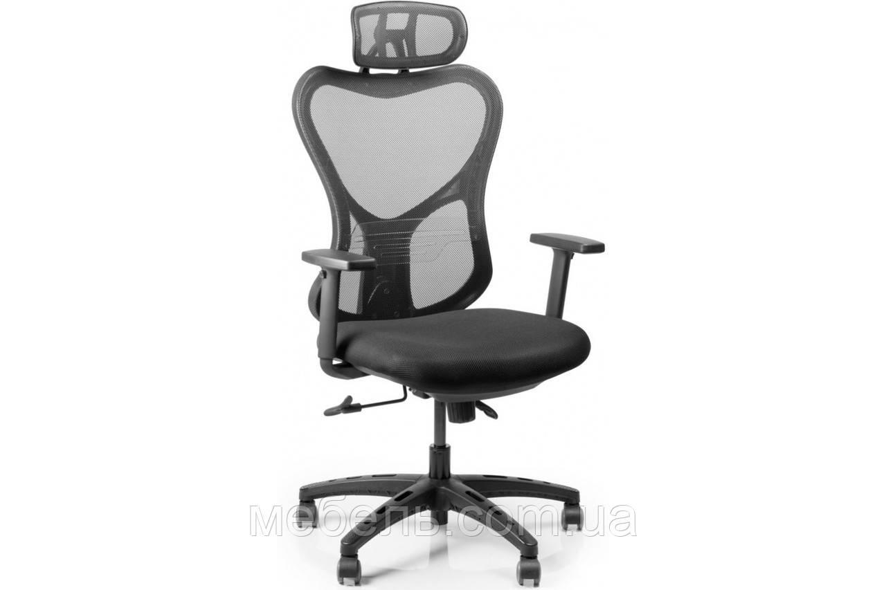 Кресло для домашенего кабинета Barsky Butterfly Black PL Fly-05