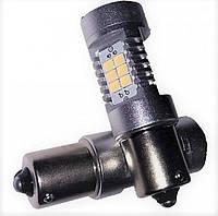 Светодиодные лампы LED лампа в фонарь заднего хода STELLAR BA15S 4G-21 1156 (1шт), фото 1