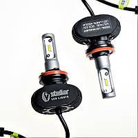 Светодиодные лампы LED Н11 STELLAR S2 серия (компл. 2шт), фото 1