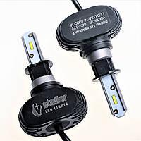 Светодиодные лампы LED Н3 STELLAR S2 серия (компл 2шт), фото 1
