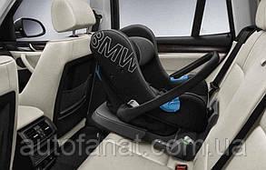 Оригинальное детское автокресло BMW Baby Seat 0+, Black - Anthracite (82222348230)