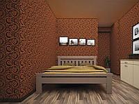 Ліжко з натурального дерева МАДРИД