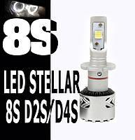 Светодиодные лампы Led 8S STELLAR D2S/D4S , фото 1