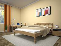 Ліжко з натурального дерева ОМЕГА2