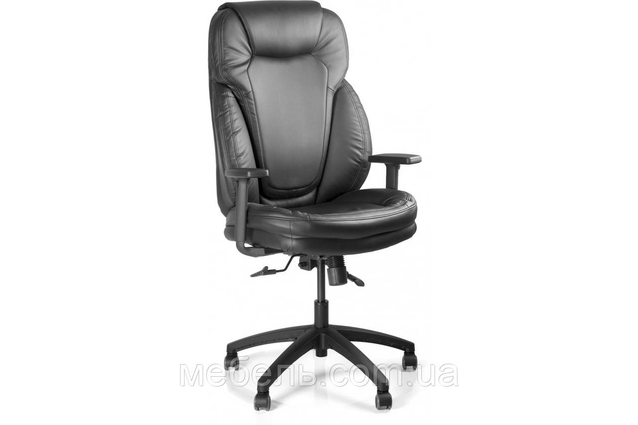 Кассовое кресло Barsky Soft PU black SPU-01