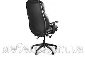 Кассовое кресло Barsky Soft PU black SPU-01, фото 2