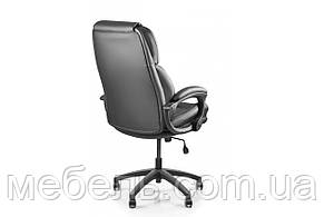 Компьютерное офисное кресло Barsky Soft Arm PU black SPUb-01, фото 2