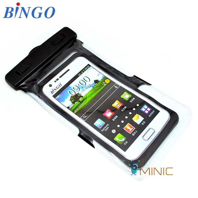 Водонепроницаемый чехол Bingo для смартфонов до 6.4'', фото 1