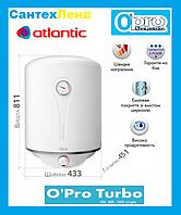 Водонагреватель  Atlantic O'Pro Turbo VM 100 D400–2–B (100 литров)