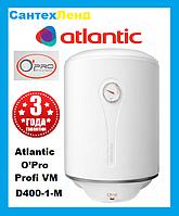 Водонагреватель Бойлер Atlantic O'Pro Profi VM 100 D400-1-M