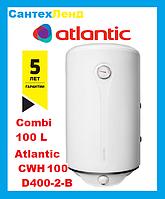 Водонагреватель Бойлер Atlantic CWH 100 D400-2-B