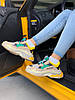 "Женские кроссовки Balenciaga Triple S ""Yellow/Green/Vert"" в стиле Баленсиага), фото 8"
