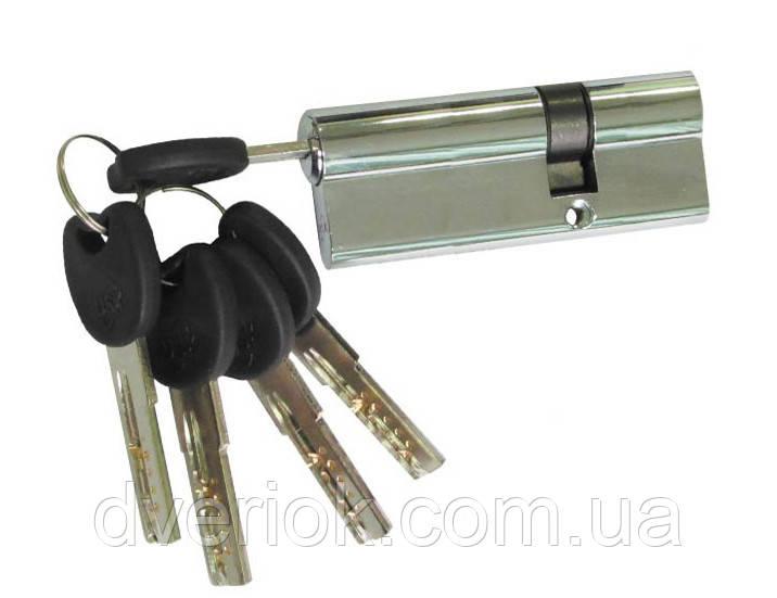Цилиндровый механизм USK ZC-90 (55x35) ключ/ключ
