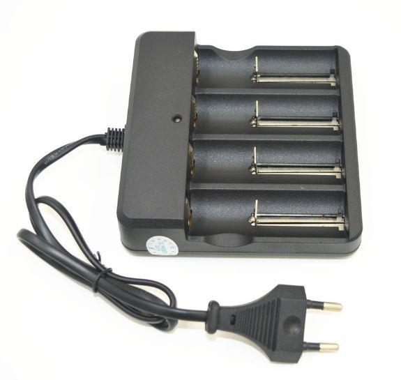 Зарядное устройство для 4-Х аккумуляторов MD-484A