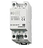 Модульный контактор 25A 4НО 230В АС Schrack BZ326461ME