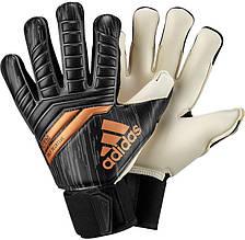Вратарские перчатки Adidas Predator Half Negative CF1356 Черный (4059322908576) Размер 8
