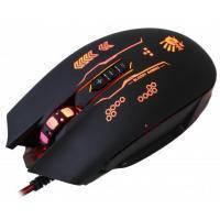 Мышка A4tech Bloody Q80B Gunfire USB Black