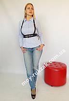 Женская портупея двойная широкая арт.930764, фото 2