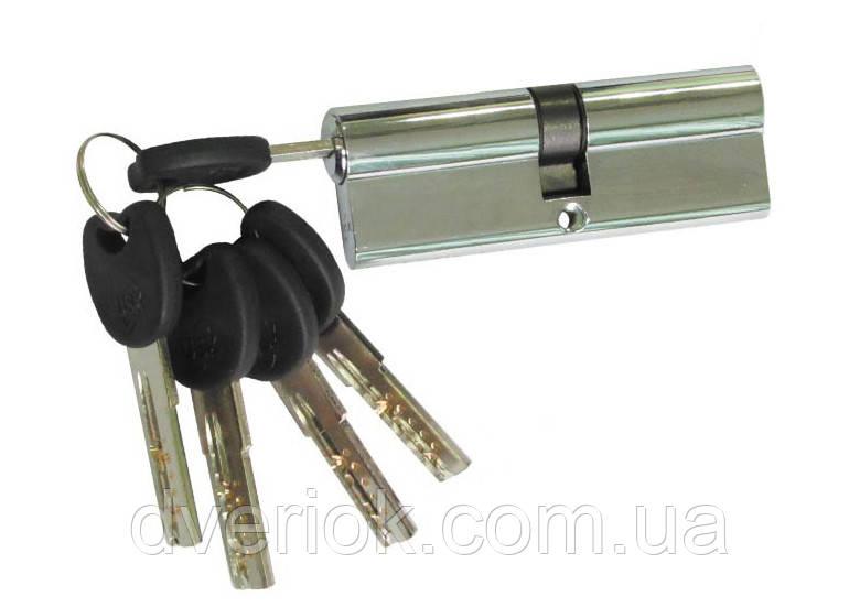 Цилиндровый механизм USK ZC-90 (45x45) ключ/ключ