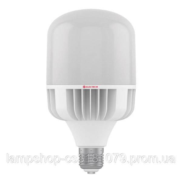 Лампа светодиодная промышленная LP-95 95W E40 6500K алюмопластиковый корп. A-LP-1451