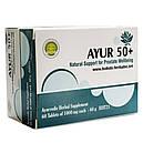 Аюр Пятьдесят плюс 50+ Holistic Herbalist - баланс предстательной железы, 60 таблеток, фото 3