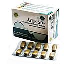 Аюр Пятьдесят плюс 50+ Holistic Herbalist - баланс предстательной железы, 60 таблеток, фото 2