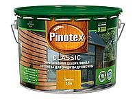 Средство для защиты дерева Pinotex Classic орегон 10л