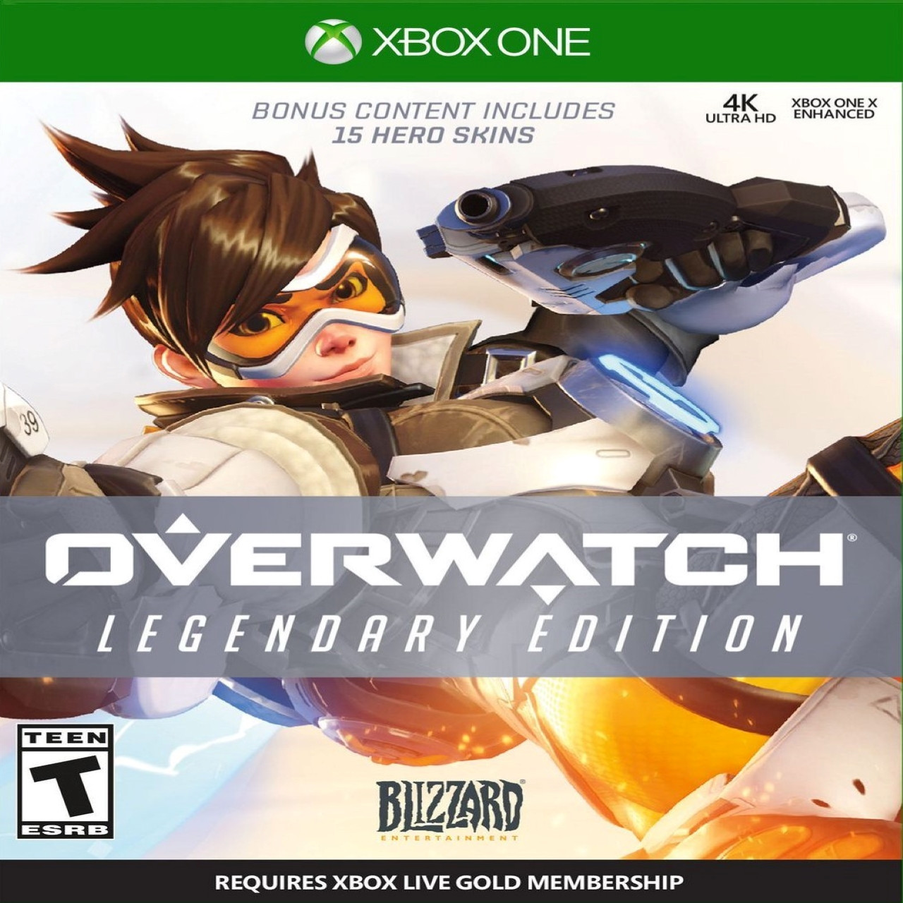 Overwatch Legendary Edition (русская версия) Xbox One