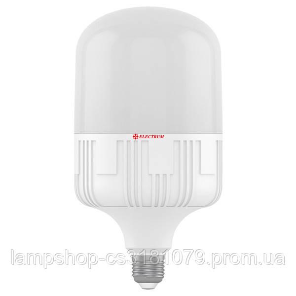 Лампа светодиодная промышленная LP-40 40W E27 4000K алюмопластиковый корп. A-LP-1082