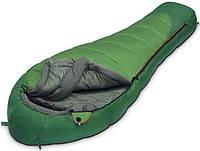 Спальный мешок Mountain Wide ALEXIKA 9222.0101.R, зеленый