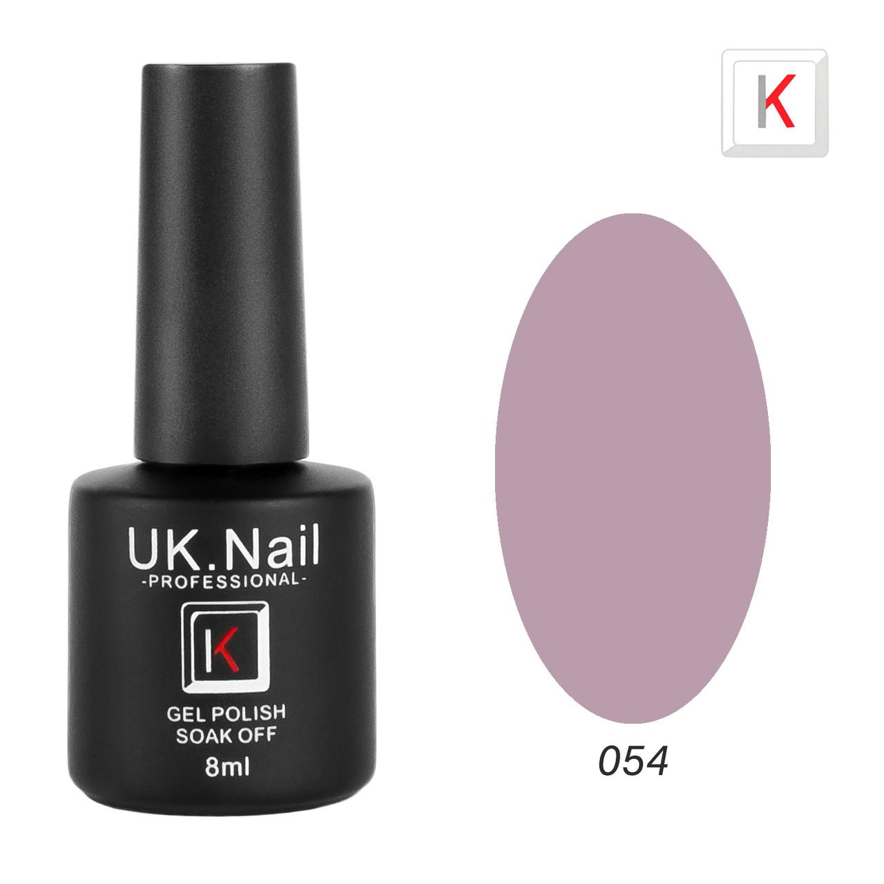 Гель-лаки UK.Nail 8мл №54