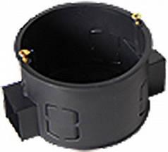 Коробка установочная кирпич/бетон, блочная с шурупом (уп. 100 шт.)