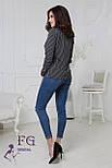 """Жіноча блузка в смужку """"Felicity"""", фото 8"""