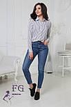 """Жіноча блузка в смужку """"Felicity"""", фото 10"""