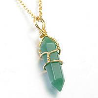 Кулон / натуральный камень, металл / Китай, фото 1